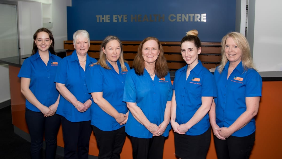 The Eye Health Centre - Meet the Team