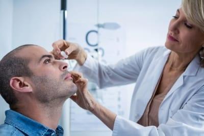 COVID-19 Emergency Eye Care