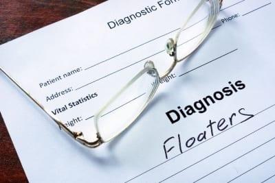 Diagnosing Flashes & Floaters in Brisbane, Booval, Aspley & Wynnum